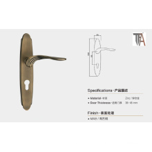Mab Finish Zinc Material Decorative Door Handle