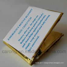 Aluminum Emergency Blankets with Good Quality
