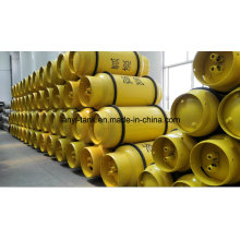 High Quality 1000L Refillable Steel Welding Liquified Gas Cylinder for CHF2cl