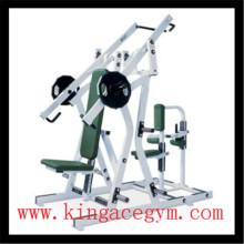 Gym Commercial ISO-Seitliche Brust / Rücken