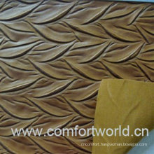 Embossed Faux Leather For Luggage