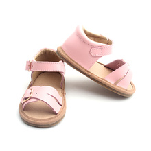 Fashion close met metalen gesp kinderen sandalen