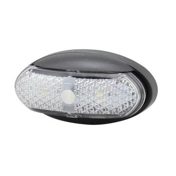 100% kalis air 10-30V ADR LED lampu penanda sampingan