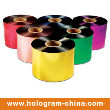 Colorful Tamper Evident Hard Embossing Film