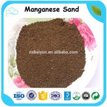 Top grade filter media/ferro manganese price