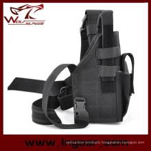 Nylon Drop Leg Pistol Holster Tactical Gun Holster 9044#