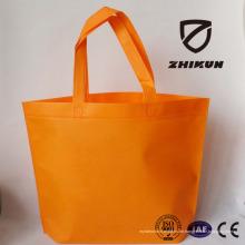 PP Nonwoven Stoff Spunbond mit Maket Handtaschen mit weißen Trauben rot und gelb