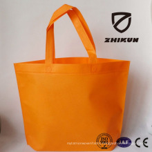 PP Nonwoven Fabric Spunbond with Maket Handbags with white grape red and yellow