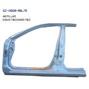 Steel Body Autoparts Honda 2008-2013 Accord AB Pillar