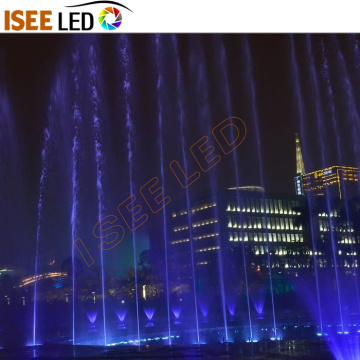 12W الطاقة LED DMX Underwater Fountain Light