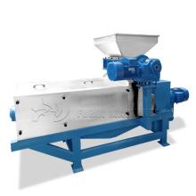 T-shape screen screw press dewatering machine/food waste dewatering machine