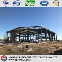 Light Gabled Frame Steel Structure for Warehouse