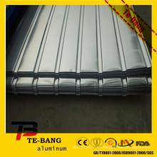 Precio de la hoja de techo en el techo de aluminio de Kerala