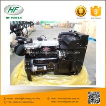 1004NG motor a gasolina de 4 cilindros para grupo gerador