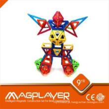 Fomous Recyclable Magnetix Brinquedos / Wisdom Magnetic Blocks Crianças
