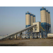 Equipo móvil de mezcla de hormigón Planta de hormigón móvil