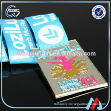 MUD RUN NICKEL PLATING MEDAILLE FÜR USA M253