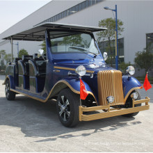 Antique Design 12 Seater Classic Car for Tourism