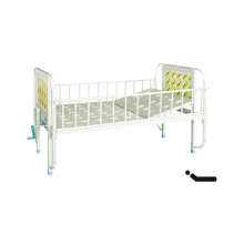 CE ISO Certification Medical Single Crank Bed for Children