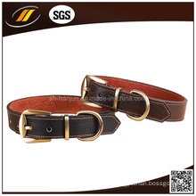 High Quality Genuine Leather Dog Collars