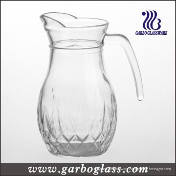 1.2L Glass Pitcher /Glass Jug (GB1107ZS-1)