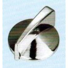 Zink-Legierung Knopf Backofen Drehknopf (YTZ-08)