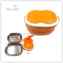 Isolierte Lebensmittelwärmer Container PP Edelstahl Lunchbox (1800ml)