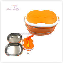 Insulated Food Warmer Container PP Stainless Steel Lunch Box (1800ml)