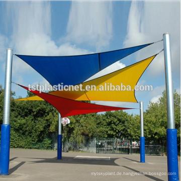 China Uv Schutz Garten Schatten Segel Hersteller