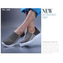 Chaussures tissées à la main, chaussures décontractées 22