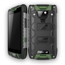 """4.5 """"Quad-Core Rugged IP68 Impermeável Android Smart Phone"""