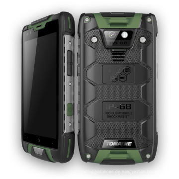 "4.5 ""Quad-Core Rugged IP68 wasserdicht Android Smart Phone"