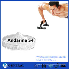 99% Purity Bodybuilding Steroid Hormone Sarms Powder Andarine S4