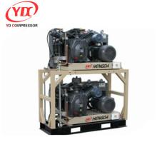 220 / 380V 7.5-30KW Luftkompressor Brunnenbohrmaschine