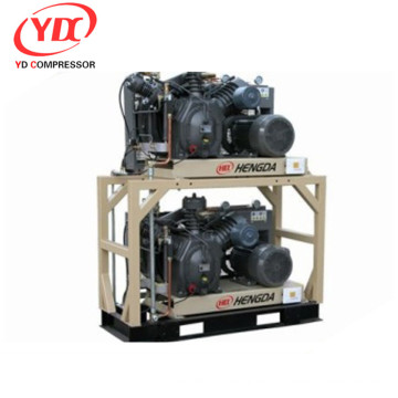 770CFM 508PSI Hengda high pressure balma 2hp 3hp air compressor