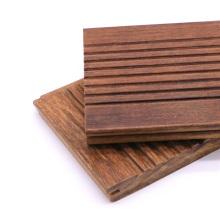 100% Raw Bamboo brown bamboo decking