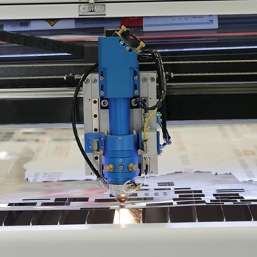 Laser Cutting Machine for Metals