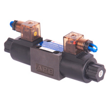 DSG 02 3C3 Válvula direccional operada por solenoide Yuken