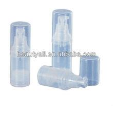 Empaquetado cosmético Botella sin aire PP transparente