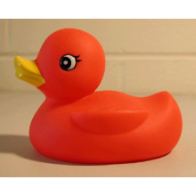 OEM soft borracha patos brinquedo para crianças