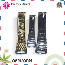 Smile Face Stainless Steel Nail Clipper
