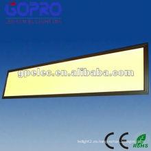 El alto brillo 60w llevó las luces del panel 1200 * 600m m