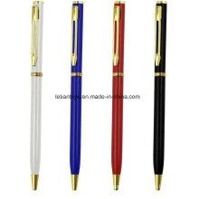Cross Type Slim Ballpoint Metal Pen (LT-C142)