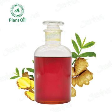 Food Grade Fresh Ginger 99% Pure Ginger Oil