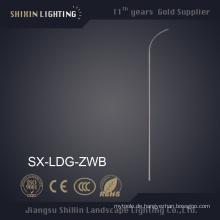 6m Einarmiger Stahl Straßenlaterne Pole