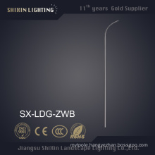 3-7m Single-Arm Driveway LED Street Lighting Pole