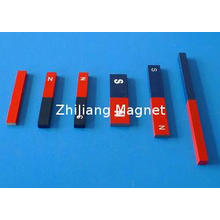 Rectangular Bar Alnico 2 Educational Magnets With Eco-Frien