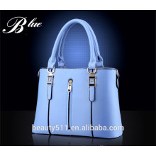 2017 New style fashion lady tote bag women leather bag latest design ladies hand bags HB48