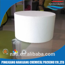 Квадратный керамический сотовый носитель для автовозов для продажи