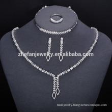 wholesale indian jewelry fashion heavy jewellery set for wedding